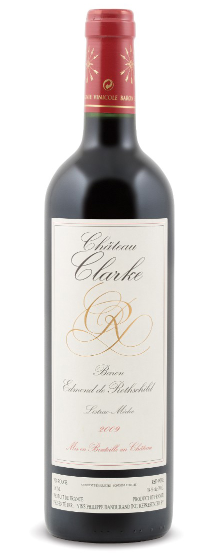 Ch teau clarke 2009 expert wine review natalie maclean for Chateau clarke