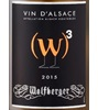 Wolfberger W3 Riesling Muscat Pinot Gris 2015