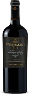 Concha Y Toro Winemaker's Lot 148 Carmenère 2007