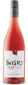 Flat Rock Pink Twisted Rosé 2017
