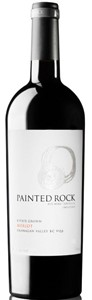 Painted Rock Estate Winery Ltd. Merlot 2009