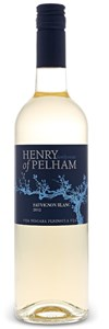 Henry of Pelham Winery Sauvignon Blanc 2011