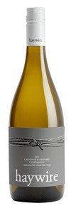Haywire Winery Canyonview Vineyard Chardonnay 2011