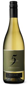 Mission Hill Family Estate Five Vineyards Pinot Blanc 2011