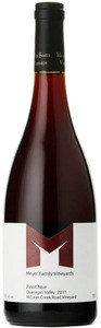 Meyer Family Vineyards McLean Creek Vineyard Pinot Noir 2008