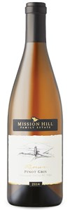 Mission Hill Family Estate Family Reserve Pinot Gris 2015