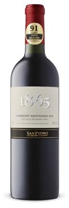 San Pedro 1865 Selected Vineyards Cabernet Sauvignon 2015