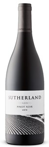 Sutherland Thelma Mountain Vineyards Pinot Noir 2015