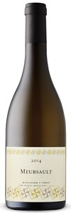Pascal Marchand Meursault Marchand-Tawse Chardonnay 2010