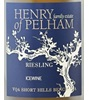 Henry of Pelham Winery Riesling Icewine 2014