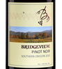 Bridgeview Vineyard and Winery Pinot Noir 2013