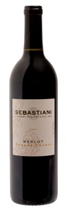 Sebastiani Vineyards Sebastiani Merlot 2004