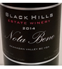 Black Hills Estate Winery Cabernet Sauvignon 2014