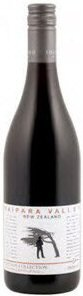 Sherwood Heritage Collection Nor'wester Pinot Noir 2009