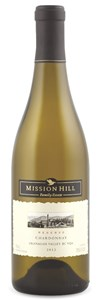 Mission Hill Family Estate Reserve Chardonnay 2010
