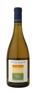 Upper Bench Estate Winery Pinot Gris 2011