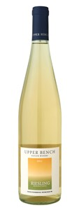 Upper Bench Estate Winery Riesling 2011