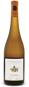 Vineland Estates Winery Dry Riesling 2011