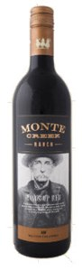 Monte Creek Ranch Winery Hands Up Red 2016