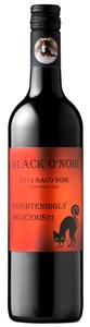Sue-Ann Staff Estate Winery Black O'Noir Baco Noir 2015