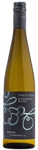 Thirty Bench Wine Makers Riesling 2007