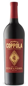 Francis Ford Coppola Presents Diamond Collection Red Label Zinfandel 2014