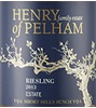 Henry of Pelham Winery Riesling 2013