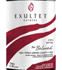 Exultet Estates The Beloved Pinot Noir 2011