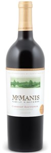 McManis Family Vineyards Cabernet Sauvignon 2010