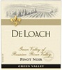 De Loach Green Valley Pinot Noir 2008