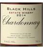 Black Hills Estate Winery Chardonnay 2012
