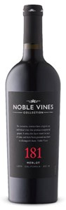 Noble Vines Collection 181 Merlot 2016