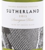 Sutherland Thelema Mountain Vineyards Sauvignon Blanc 2013
