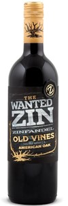 The Wanted Zin Zinfandel 2013