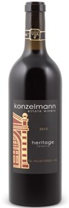 Konzelmann Estate Winery Heritage Blend 2010