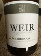 Mike Weir Winery Chardonnay 2009