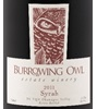 Burrowing Owl Estate Winery Syrah 2006