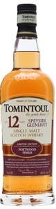 Tomintoul 21 Years Old Speyside Glenlivet Single Malt