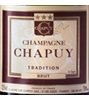 Chapuy Carte Noire Tradition Brut Champagne