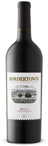 Bordertown Merlot 2015