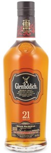 Glenfiddich Highland Highland, 21 Years Old Gran Reserva, Cuban Rum Finish Single Malt Whisky