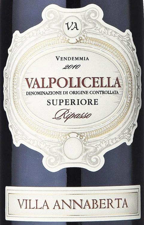 Populære Villa Annaberta Valpolicella Ripasso Superiore 2013 Expert Wine NW-98