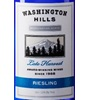 Washington Hills Late Harvest Riesling 2013