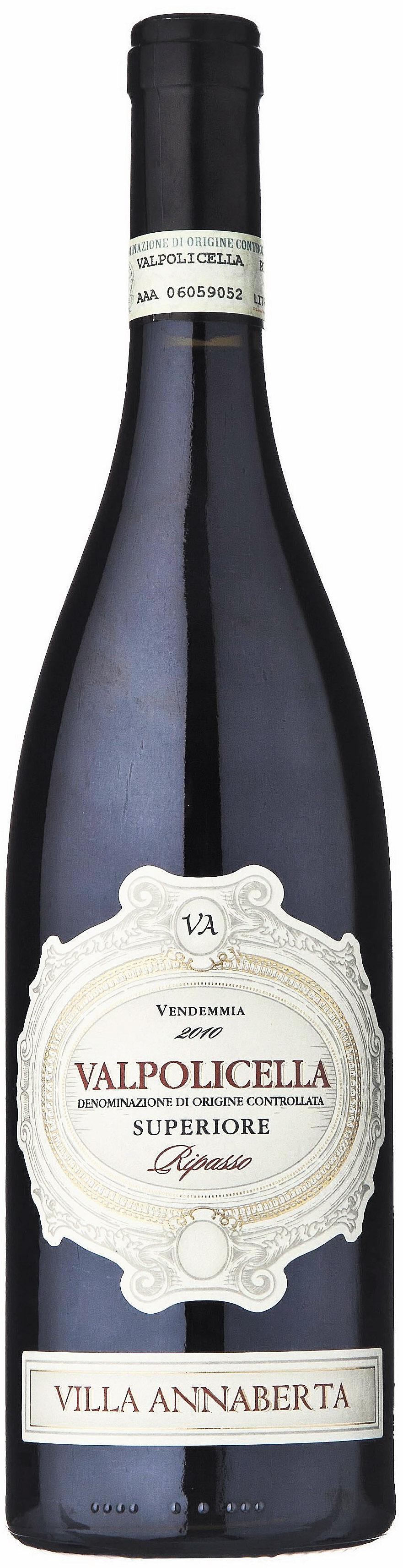 Smuk Villa Annaberta Valpolicella Ripasso Superiore 2013 Expert Wine MG-44