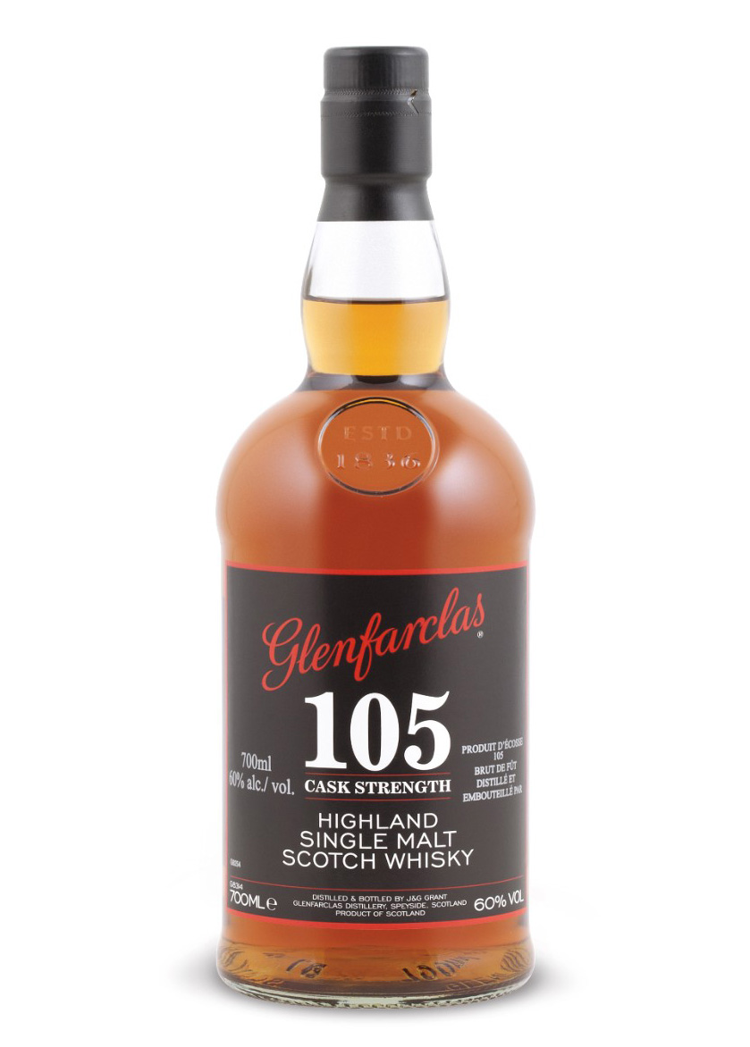 Glenfarclas 105 Cask Strength 10 Years Old Highland Single