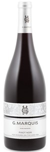 G. Marquis Vineyards The Silver Line Pinot Noir 2010