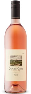 Quails' Gate Estate Winery Rosé 2015