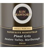 Kim Crawford Small Parcels Favourite Homestead Pinot Gris 2013