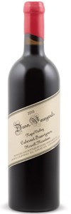 Dunn Vineyards Howell Mountain Cabernet Sauvignon 2009