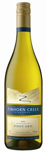 Tinhorn Creek Vineyards Pinot Gris 2010